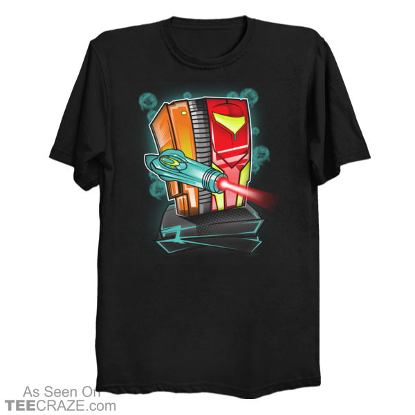 8-BIT Hunter T-Shirt