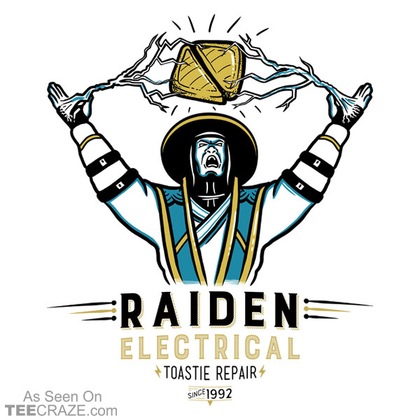 Raiden Electronics T-Shirt
