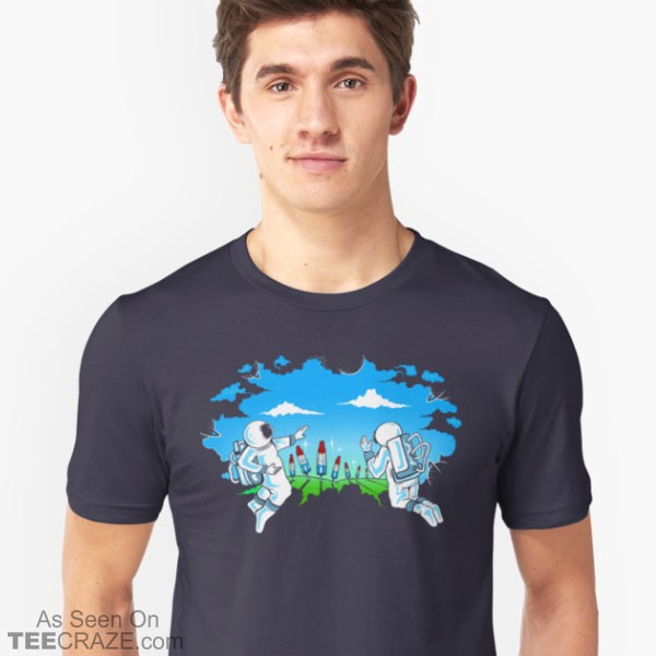 Unexpected Atmosphere T-Shirt
