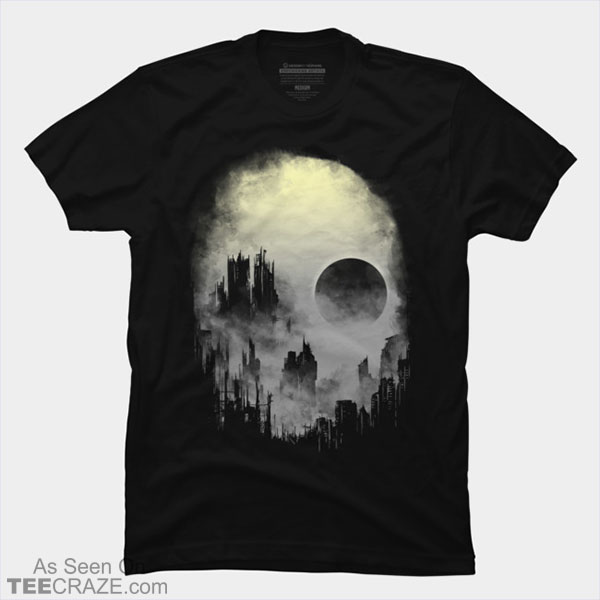 Abandoned City T-Shirt
