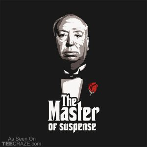 The Master Of Suspense T-Shirt