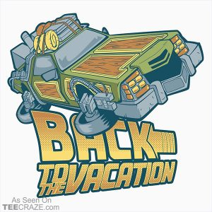 Back to the Vacation T-Shirt