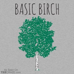 Basic Birch T-Shirt