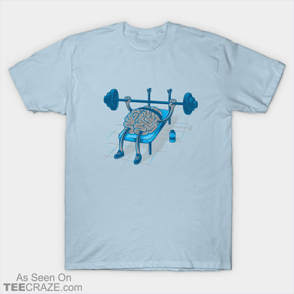 Brain Training T-Shirt