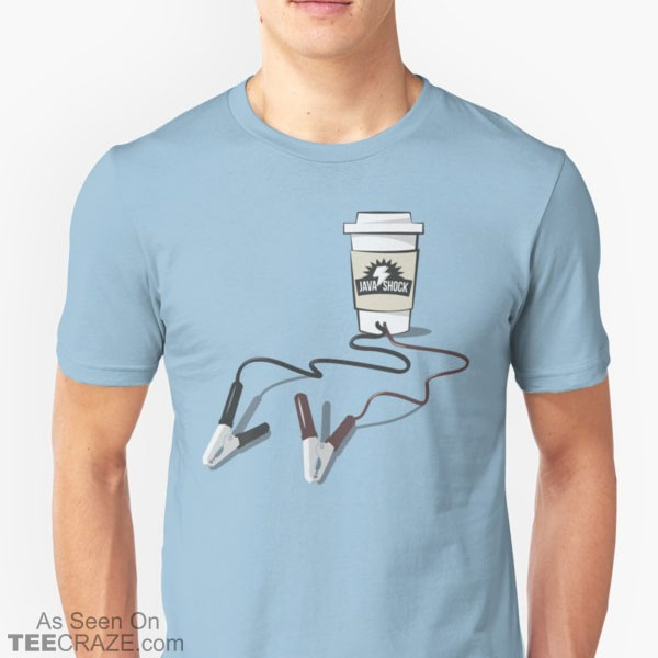 Coffee Boost T-Shirt