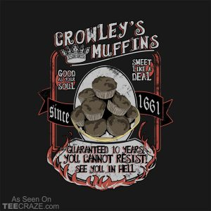 Crowley's Muffins T-Shirt