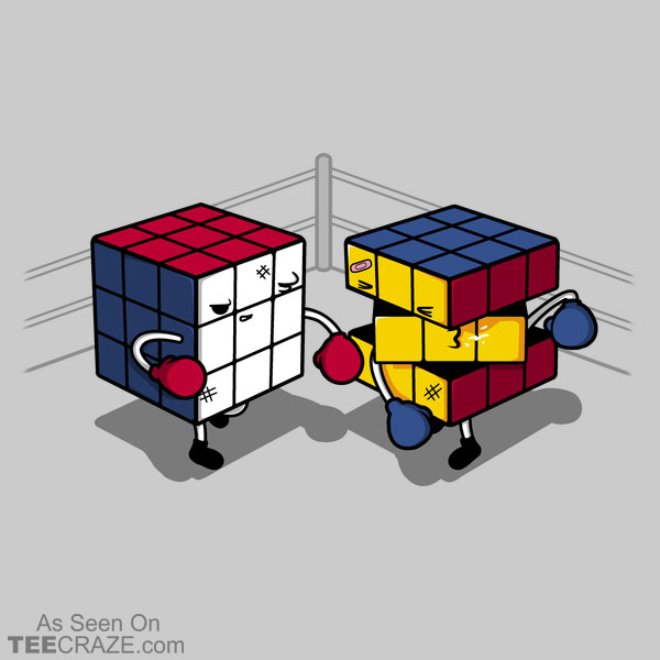 Cube Fight T-Shirt