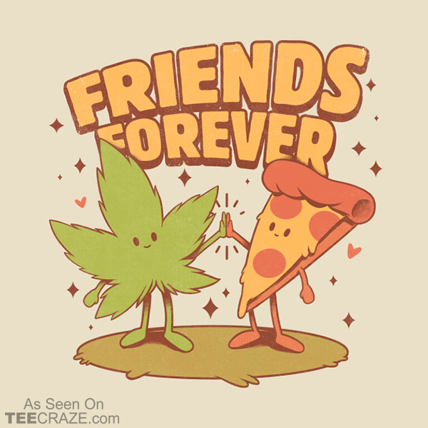Cute Friends T-Shirt