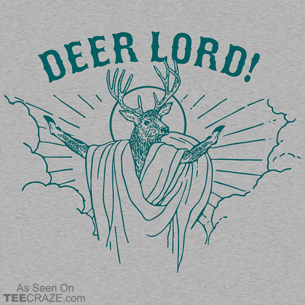 Deer Lord T-Shirt