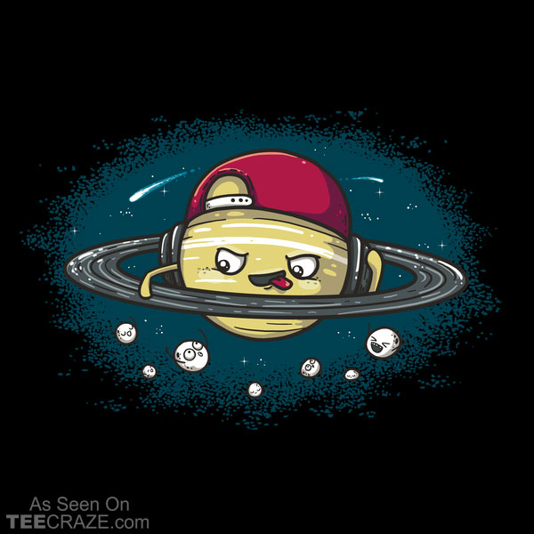 DJ-Saturn T-Shirt