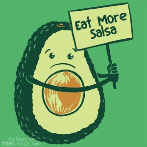 Eat More Salsa T-Shirt