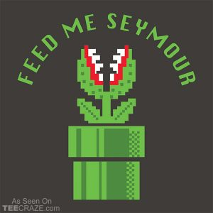 Feed Me Seymour T-Shirt