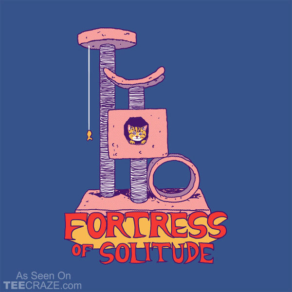 Fortress of Solitude T-Shirt
