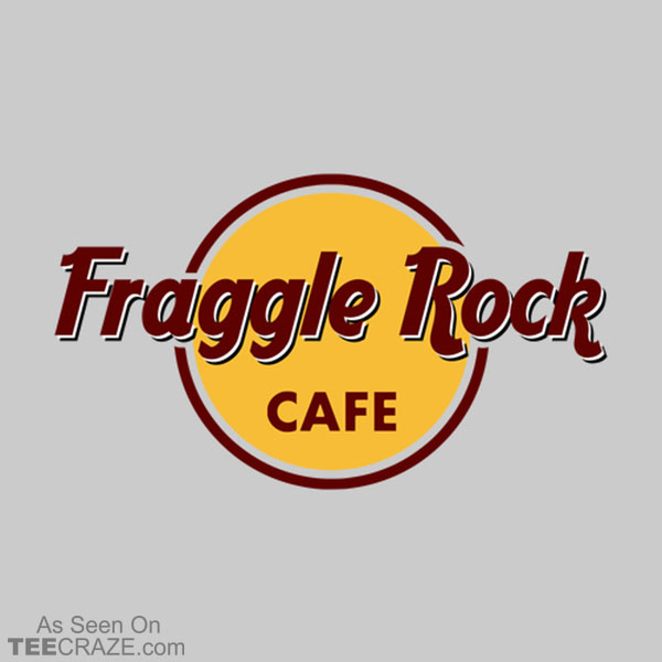 Fraggle Cafe T-Shirt