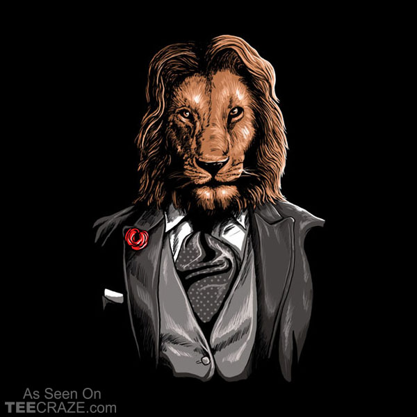 Gentlelion T-Shirt