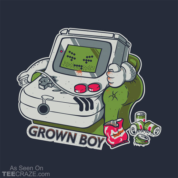 Grown Boy T-Shirt