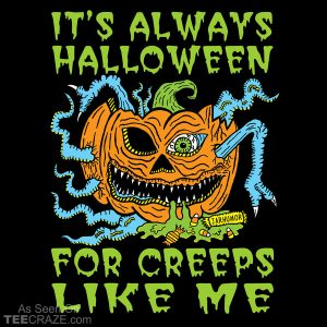 Halloween Creep T-Shirt