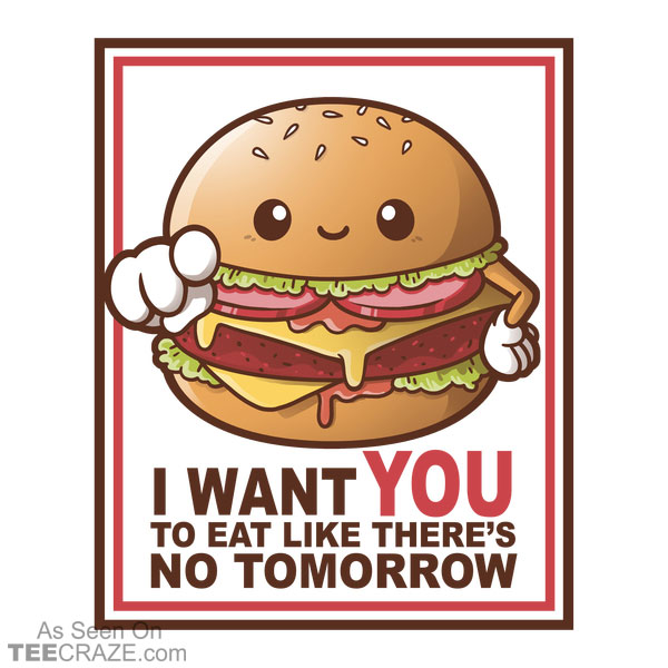 Hamburger Sam T-Shirt