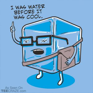 Hipster Ice Cube T-Shirt