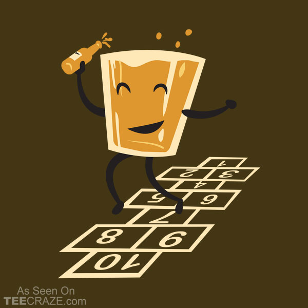 Hop-Scotch T-Shirt