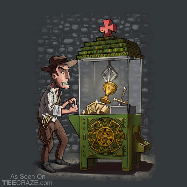 Indy's Last Coin T-Shirt