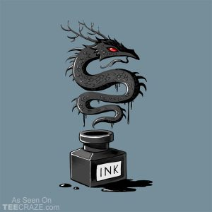 Ink Dragon T-Shirt