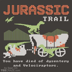 Jurassic Trail T-Shirt