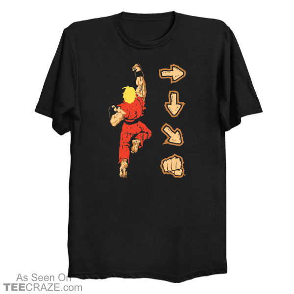 Know Your Fighting Skills v2 T-Shirt