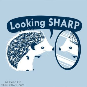 Looking Sharp T-Shirt