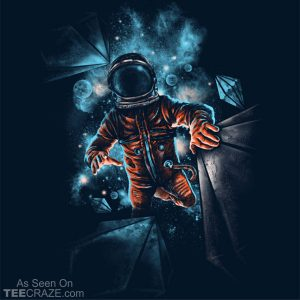 Lost In The Unknown Space T-Shirt