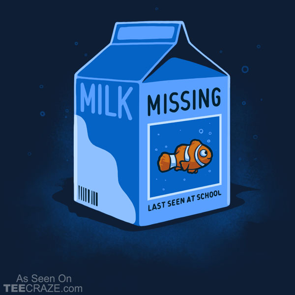 Missing Fish T-Shirt