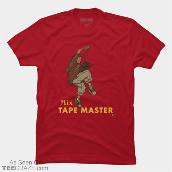 Mix Tape Master T-Shirt