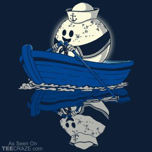 Moon The Sailor T-Shirt
