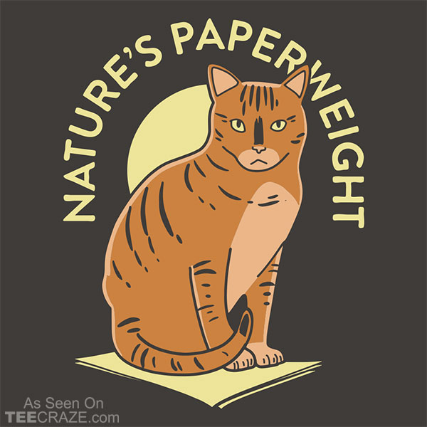 Nature's Paperweight T-Shirt