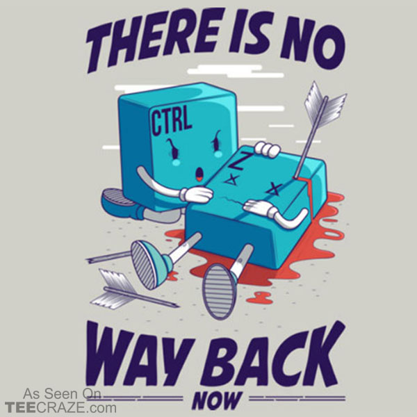 No Way Back T-Shirt