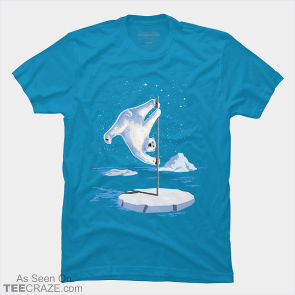 North Pole Dancer T-Shirt