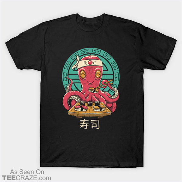 Octo Sushi Bar T-Shirt