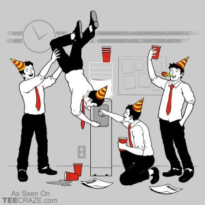 Office Party T-Shirt