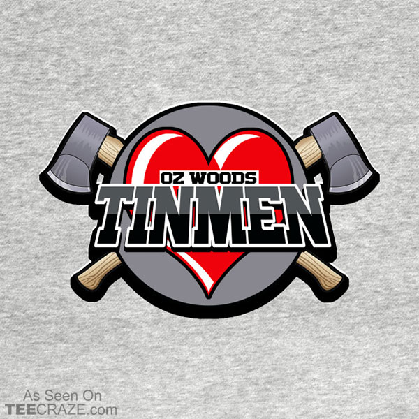 Oz Tinmen T-Shirt