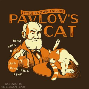 Pavlov's Cat T-Shirt