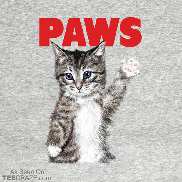 PAWS T-Shirt