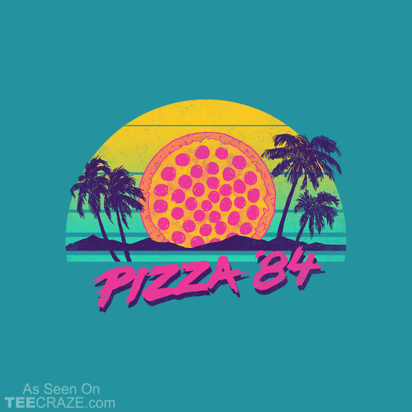 Pizza 84 T-Shirt