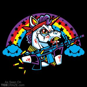 Rainbo First Blood T-Shirt