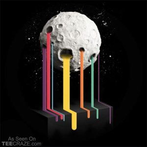 Rainbow Moon T-Shirt