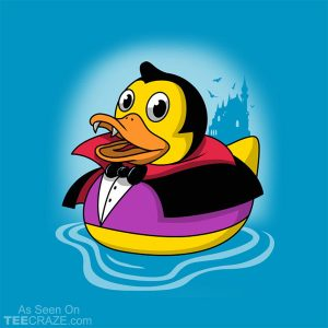 Rubber Duckula T-Shirt