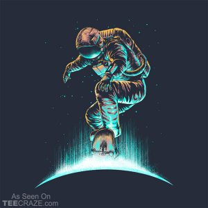 Space Grind T-Shirt