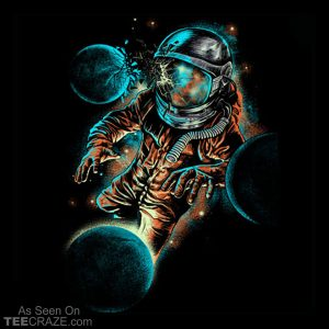 Space Impact T-Shirt