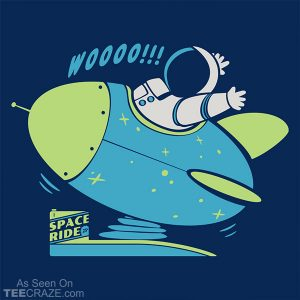 Space Ride T-Shirt