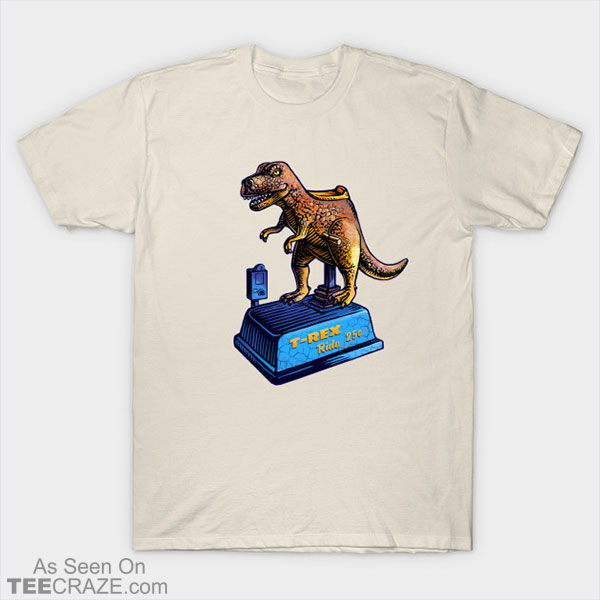 T-Rex Ride T-Shirt