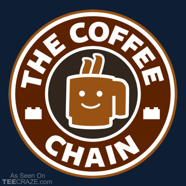 The Coffee Chain T-Shirt